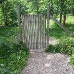 Hundeskoven Kobbelhøje ved Struer